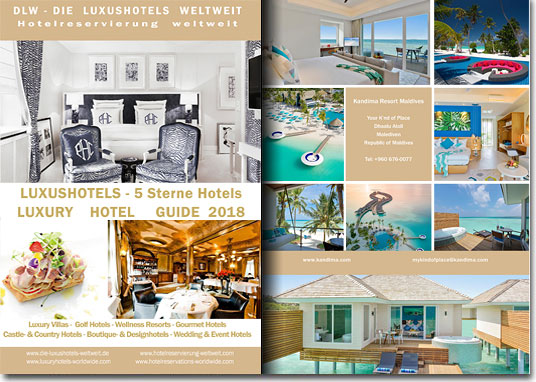 Luxushotels Katalog A5 2014